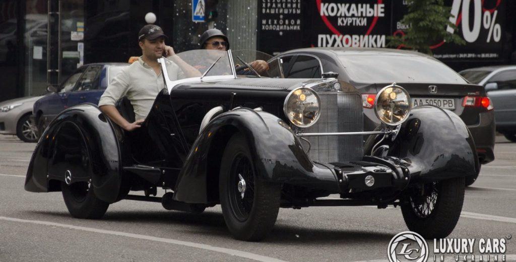 Самые впечатляющие ретро автомобили Украины (фото) 5