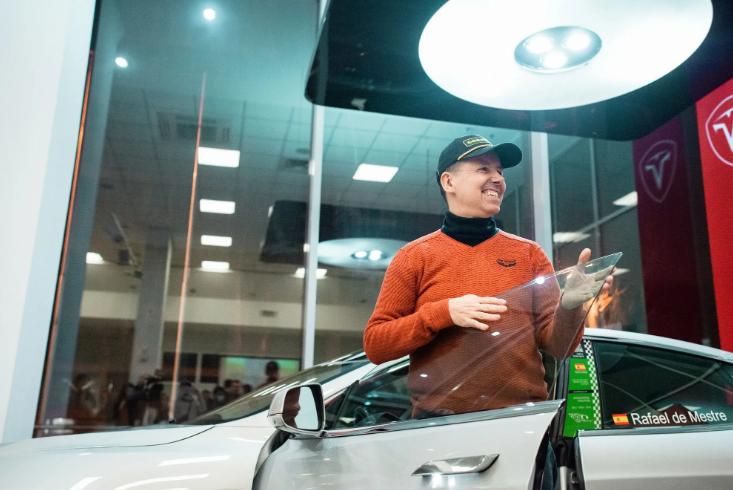 Одесса примет мировое кругосветное ралли на электромобилях 1