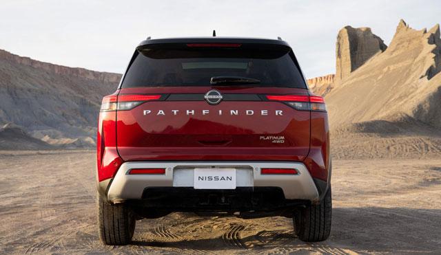 Nissan представил пятое поколение кроссовера Pathfinder 3