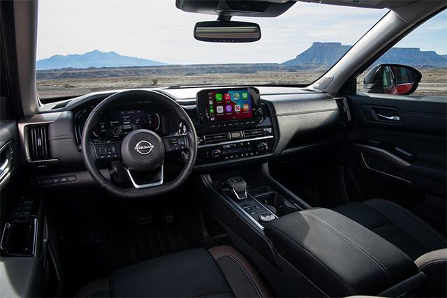 Nissan представил пятое поколение кроссовера Pathfinder 2