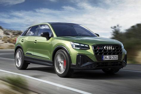 Audi представит 12 новинок в 2021 году 1