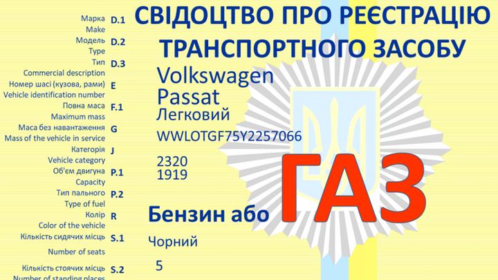 В Украине резко снизился спрос на ГБО 1