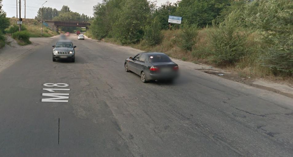 Государству передали участок трассы в Запорожье 1
