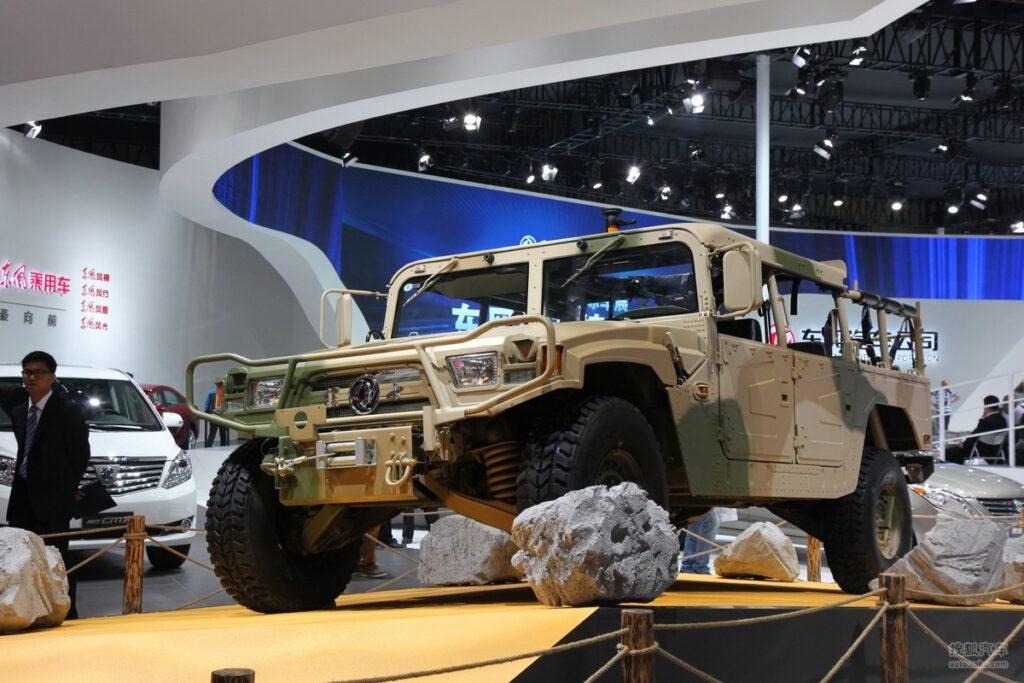 Китайский Hummer H1 поступает в свободную продажу 1