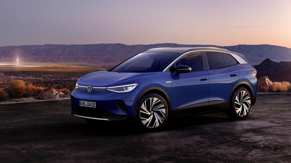 Электрокар Volkswagen ID.4 выходит на мировой рынок 1