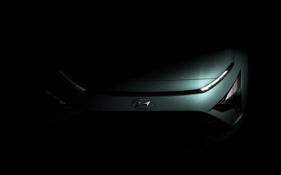 Hyundai раскрыла новые подробности о кросcовере Bayon 1