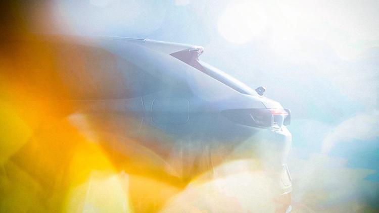 Первые изображения кроссовераHondaHR-V нового поколения 1