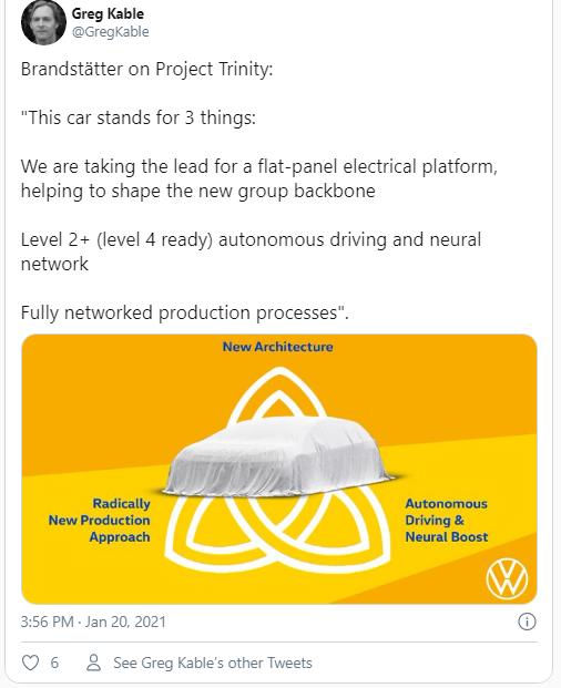 Лучший электромобиль Volkswagen уже близко – станет флагманом модельного ряда 2
