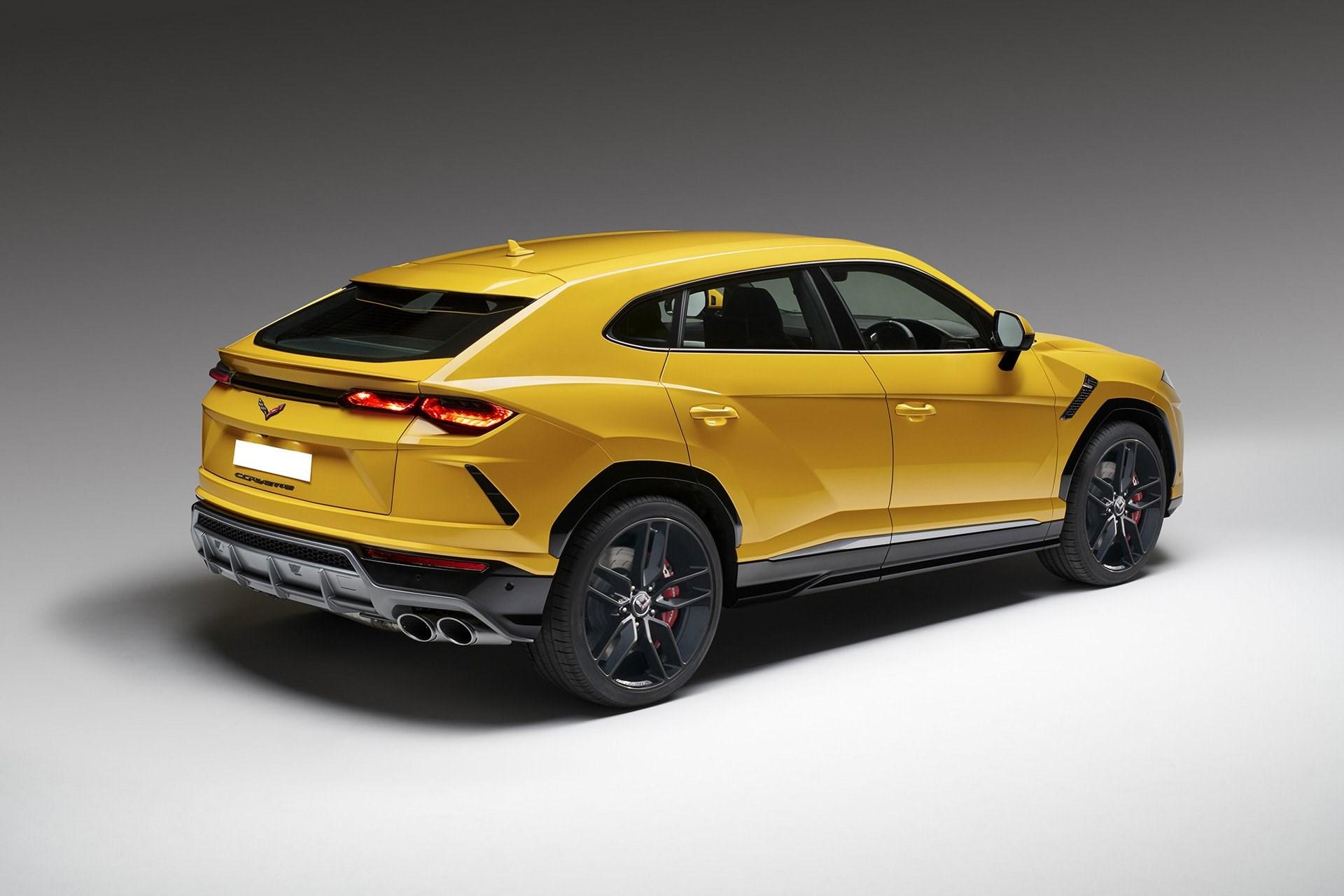 General Motors превратит Corvette в кроссовер 2