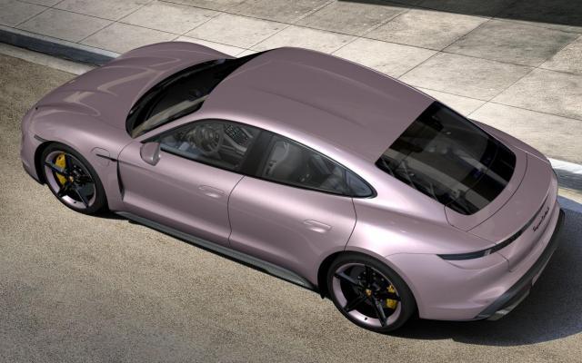 Porsche готовится вывести на рынок долгожданный бюджетный электромобиль 2