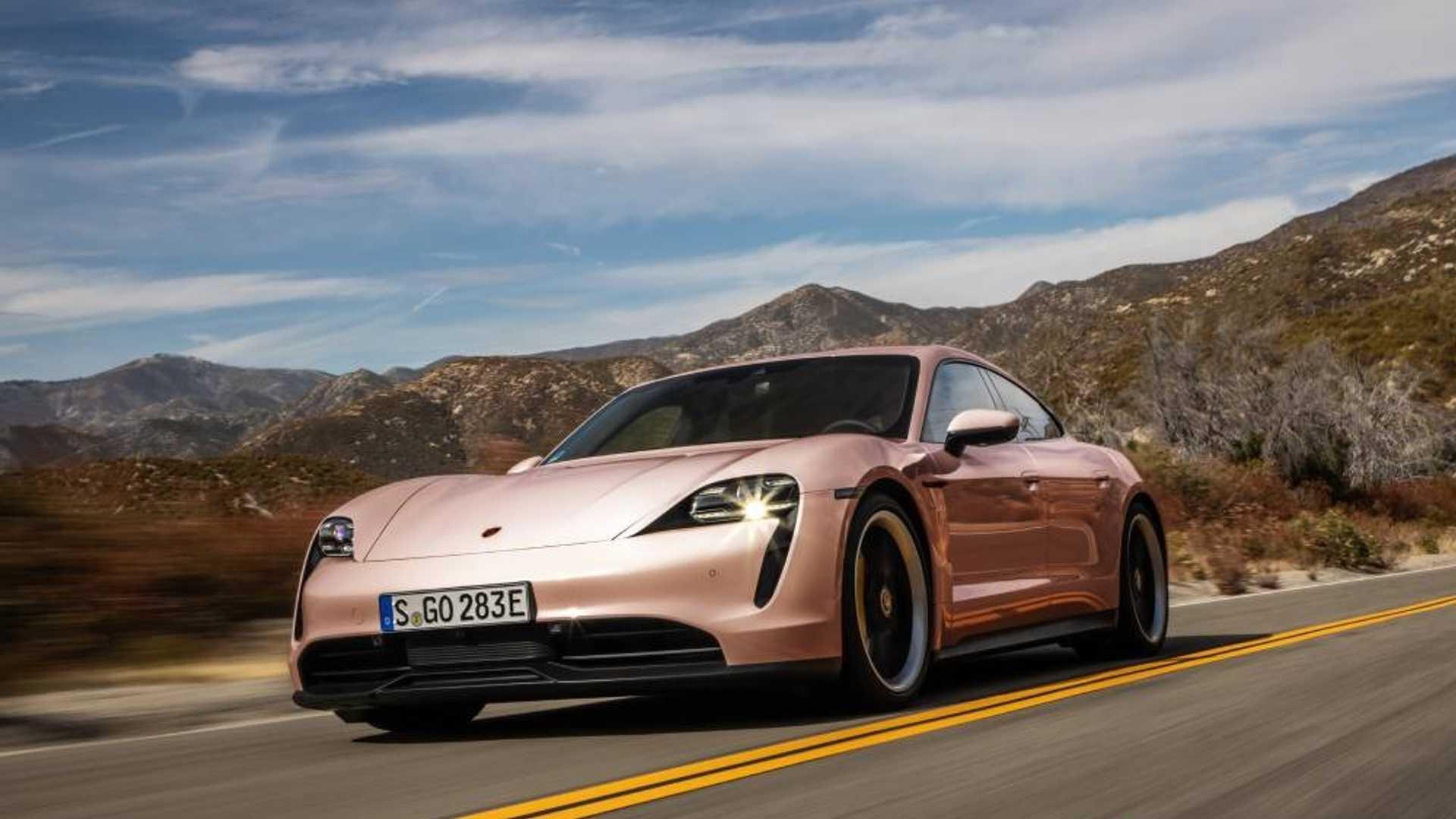 Porsche готовится вывести на рынок долгожданный бюджетный электромобиль 1