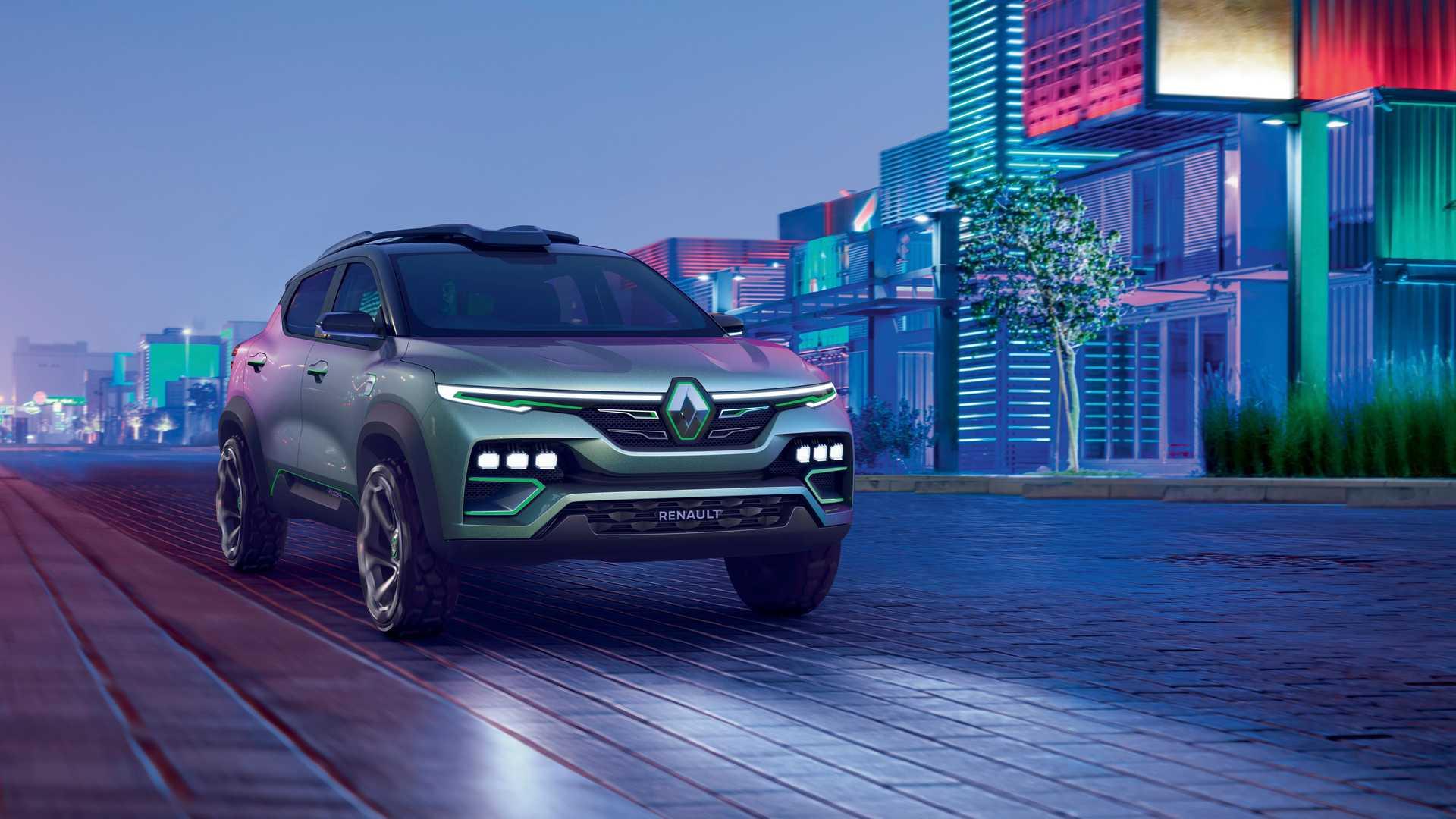 Renault выпустит новый кроссовер за 7000 долларов 1