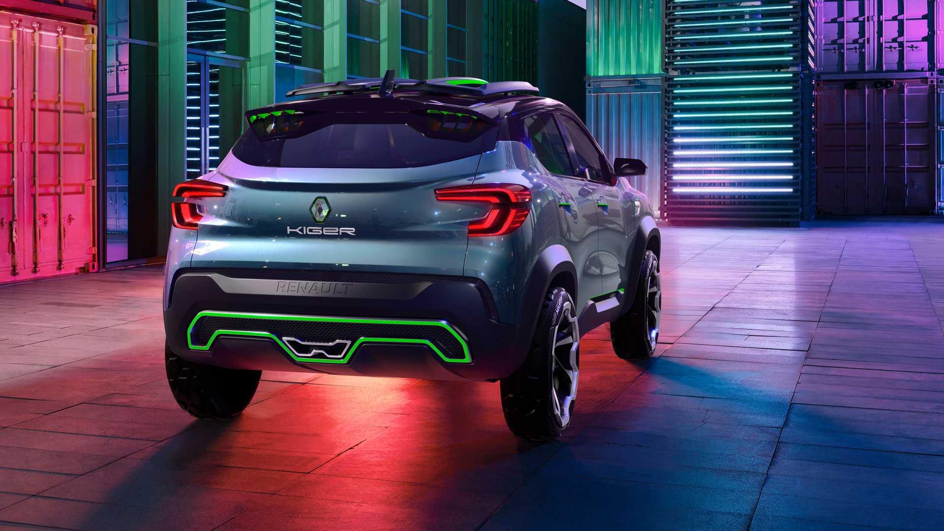 Renault выпустит новый кроссовер за 7000 долларов 3