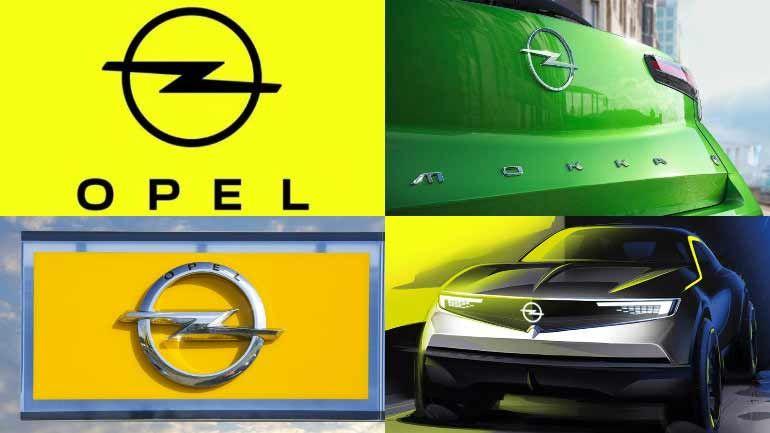 Компания Opel презентовала новый логотип и цвет бренда 1