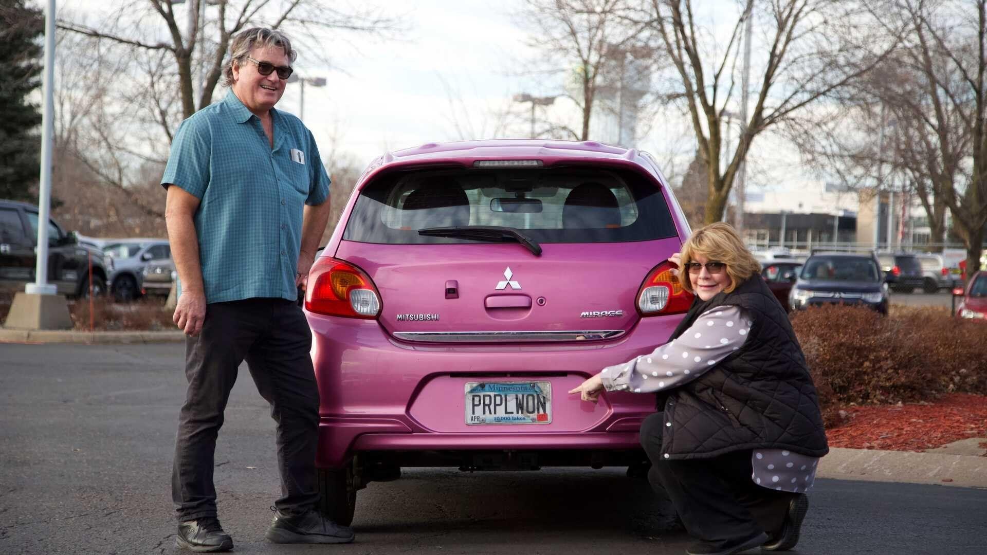 В США семейная пара купила самую дешевую на рынке машину и проехала на ней 700тыс.км. 1