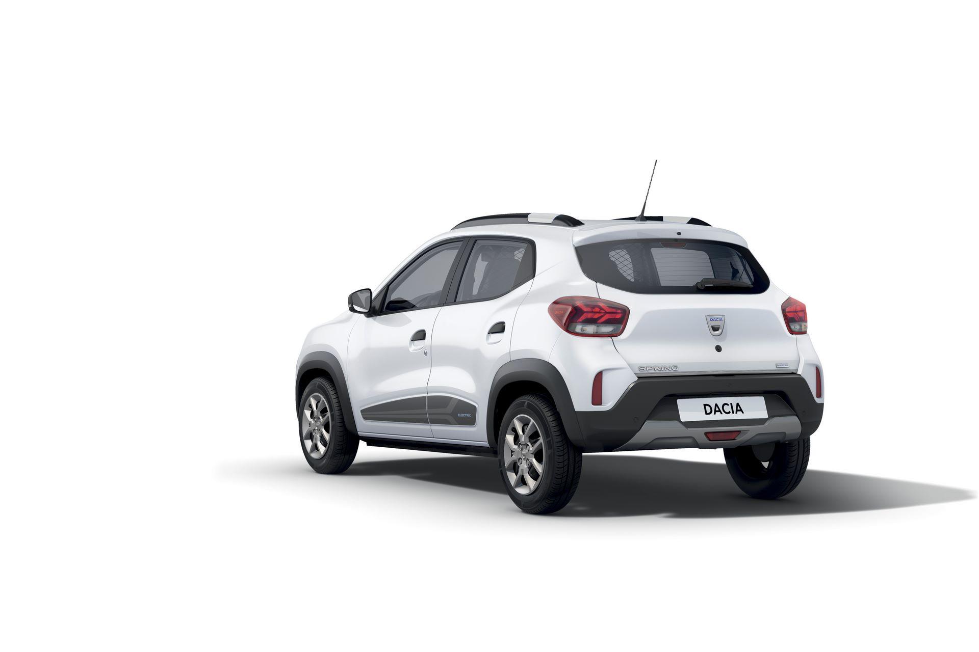 Dacia Spring - самый бюджетный электрокар для европейского рынка: дата начала продаж, цена и особенности 3