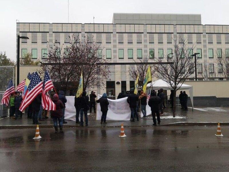«Евробляхеры» опять вышли на акцию протеста: что на этот раз? 1