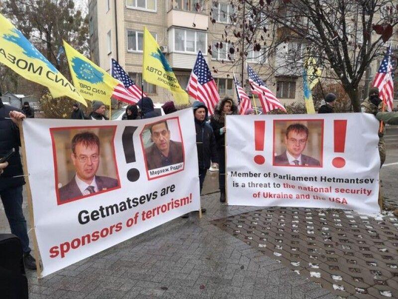 «Евробляхеры» опять вышли на акцию протеста: что на этот раз? 2