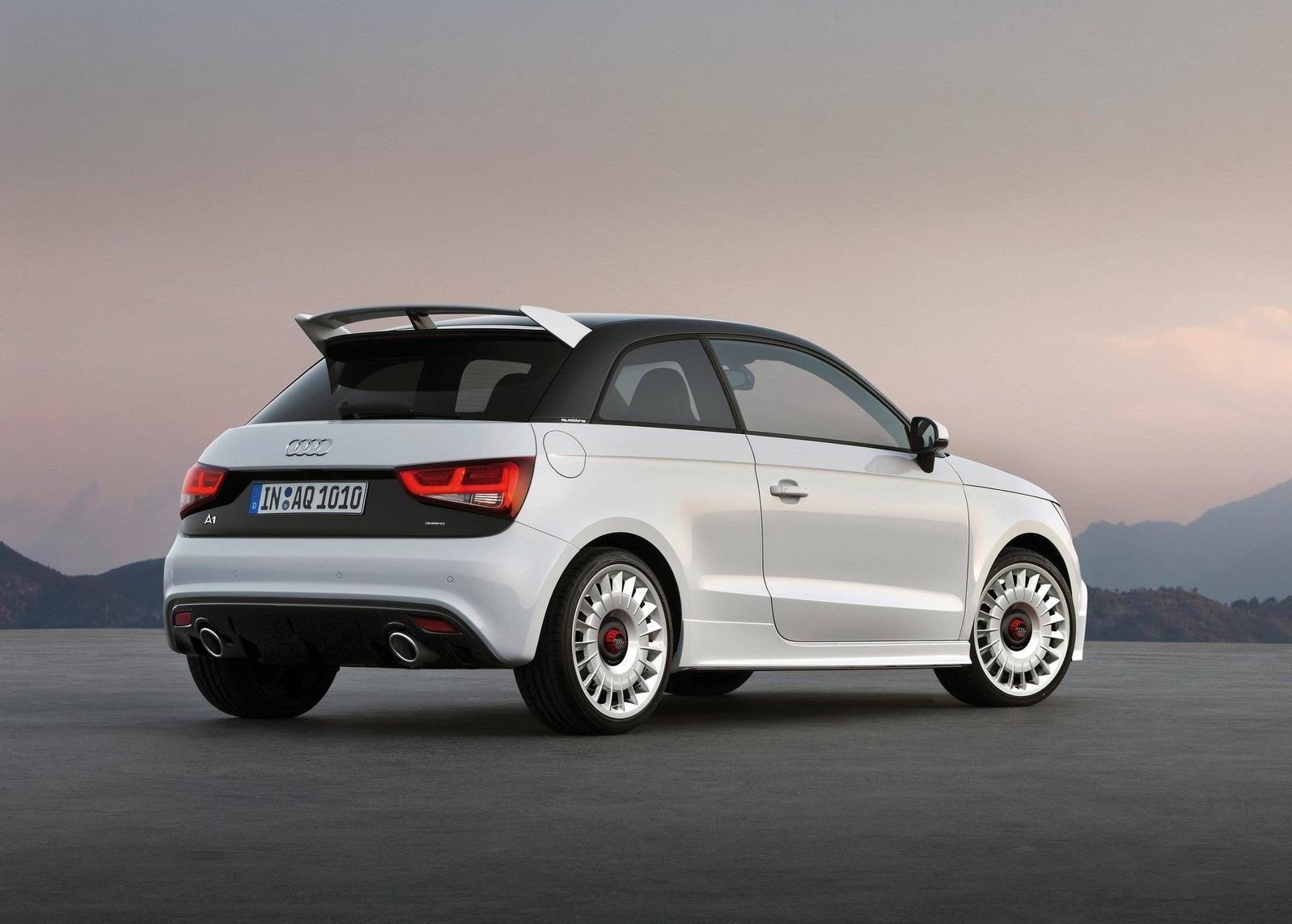 В Украине замечен самый редкий Audi современности 2
