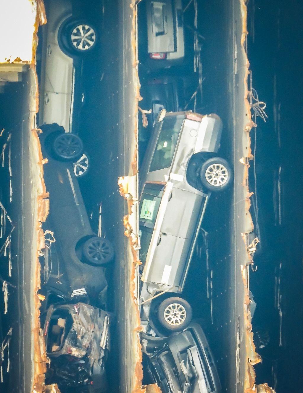 4 000 новых автомобилей Hyundai и Kia режут на металл (фото) 3