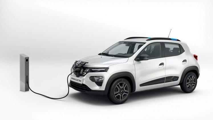 Dacia Spring - самый бюджетный электрокар для европейского рынка: дата начала продаж, цена и особенности 1