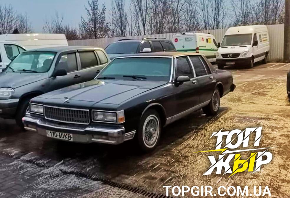 В Украине нашли пропавшее авто первого олигарха Украины Евгения Щербаня  1