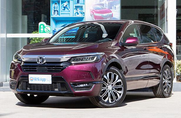 Новый кроссовер Honda Breeze расходует всего 1,3 литра на 100км. 1