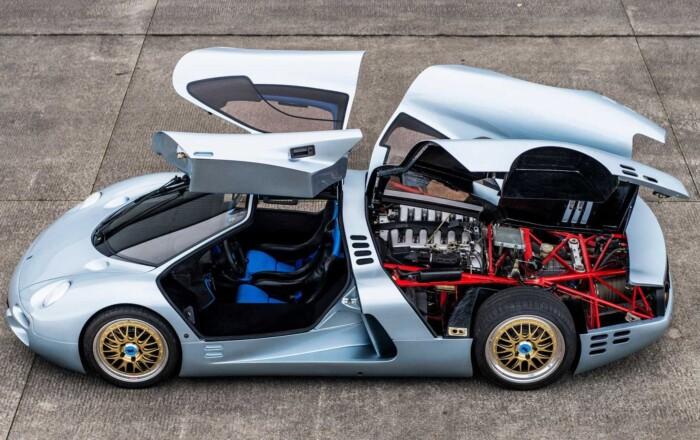 На продажу выставили культовый автомобиль из Need for Speed 1