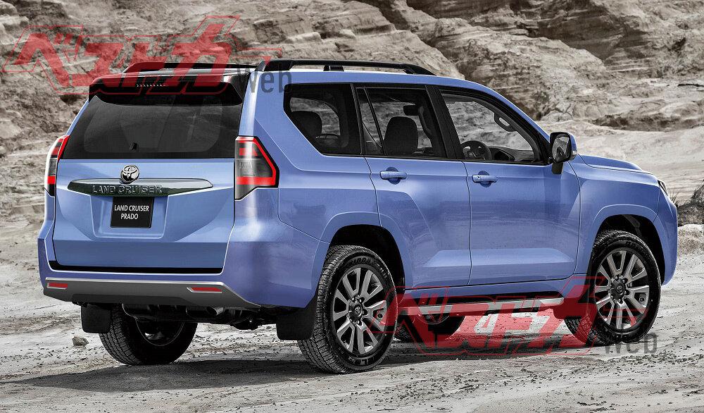 Каким будет Toyota Land Cruiser Prado нового поколения (фото) 2