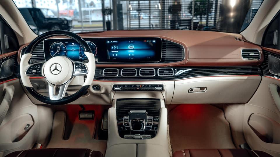 Cемейство Mercedes-Maybach в Украине пополнил роскошный внедорожник 2