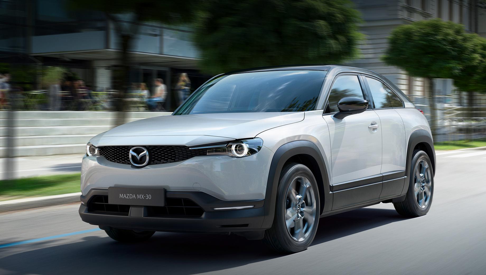 Mazda возвращается к роторно-поршневым двигателям 1