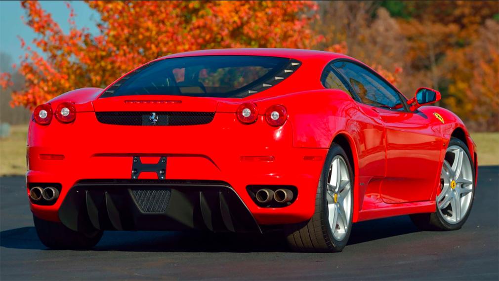 На продажу выставили Ferrari Дональда Трампа 2