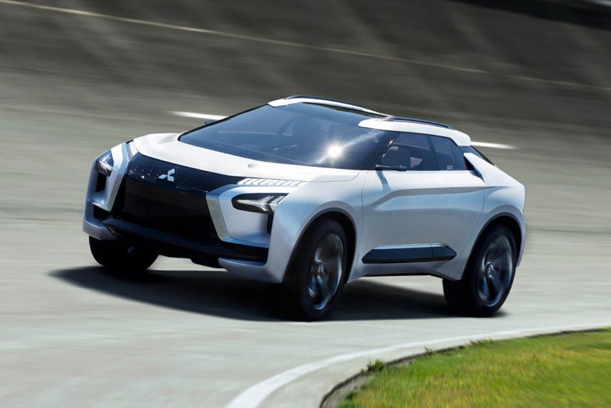 Mitsubishi Evolution возвращается в лице спортивного кроссовера 1