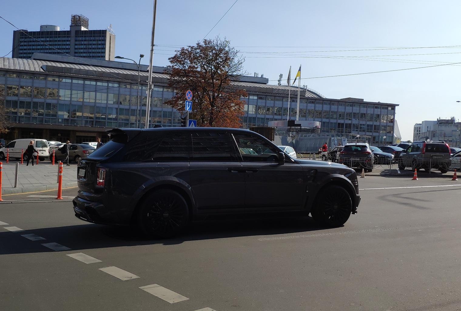 Самый дорогой автомобиль в Украине по итогам 2020 года 2