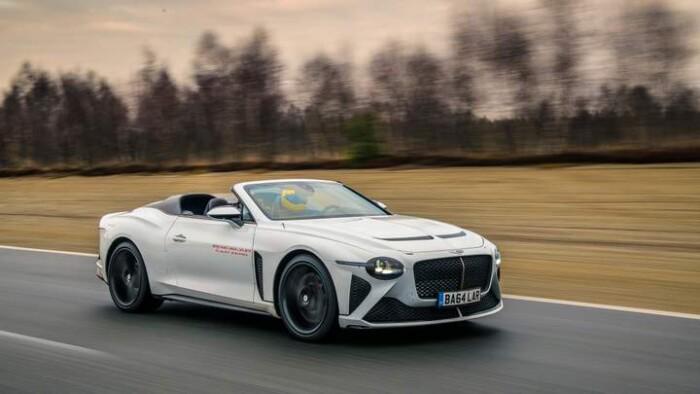 Самые дорогие серийные автомобили 2021 года 9