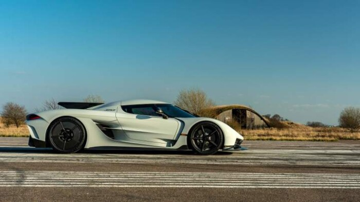 Самые дорогие серийные автомобили 2021 года 4