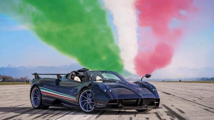 Самые дорогие серийные автомобили 2021 года 1