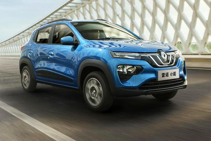 В Украину массово везут бюджетные авто Renault из Китая 1