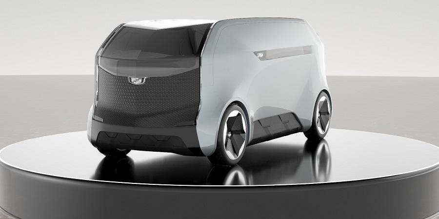 Концерн General Motorsпрезентовал концепт транспорта будущего 2
