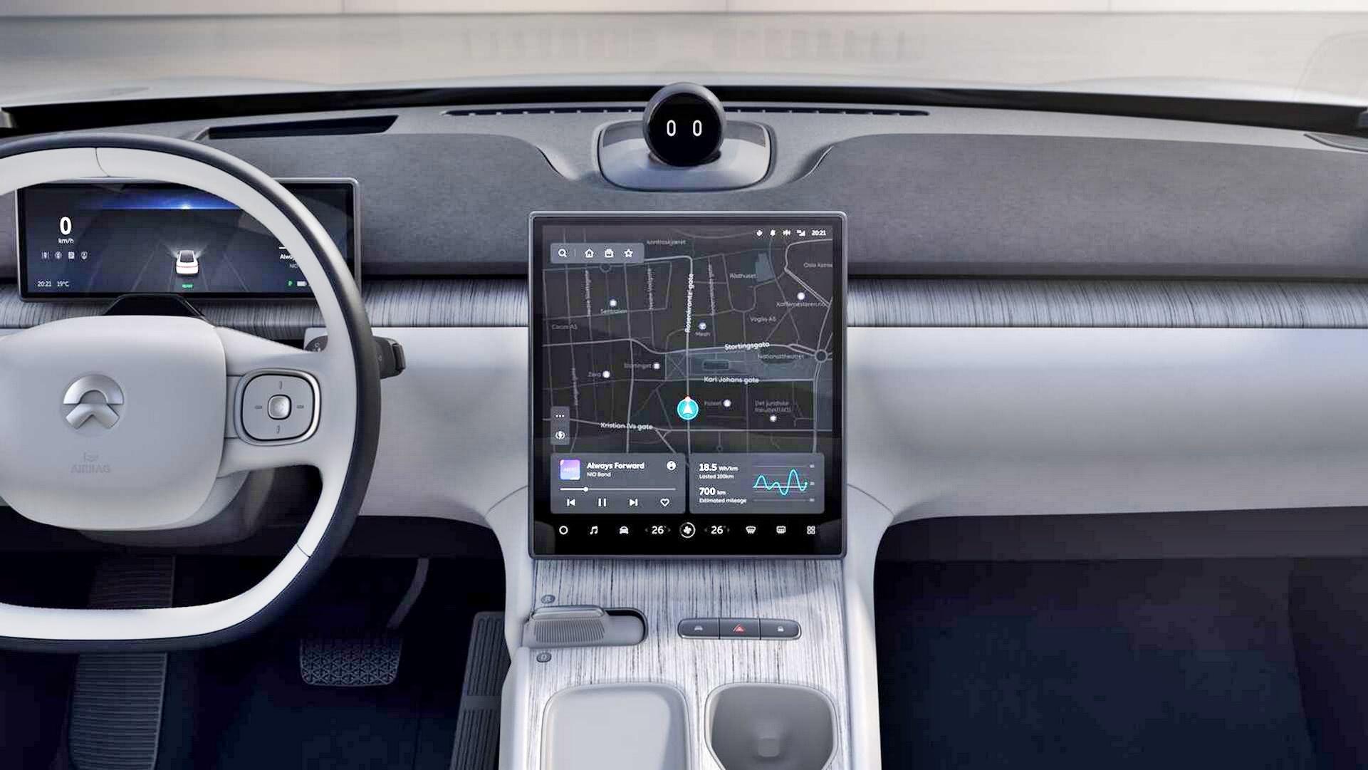 Главный конкурент Tesla Model S с поразительными характеристиками 2