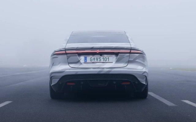 Sony вывела на дороги общего пользования электромобиль Vision-S 2