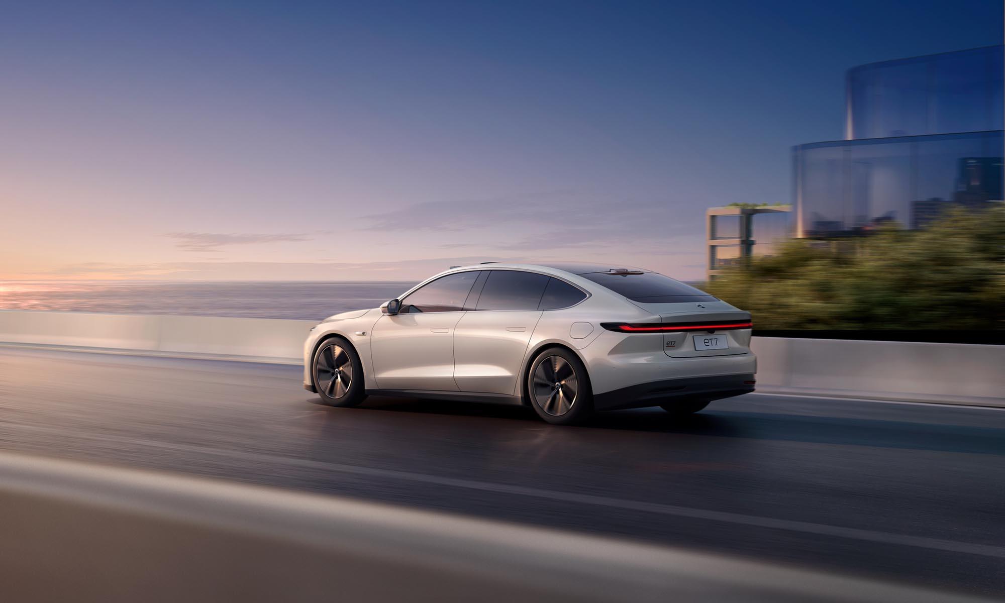 Главный конкурент Tesla Model S с поразительными характеристиками 4