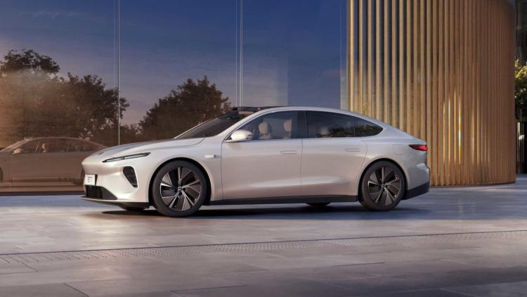 Главный конкурент Tesla Model S с поразительными характеристиками 3
