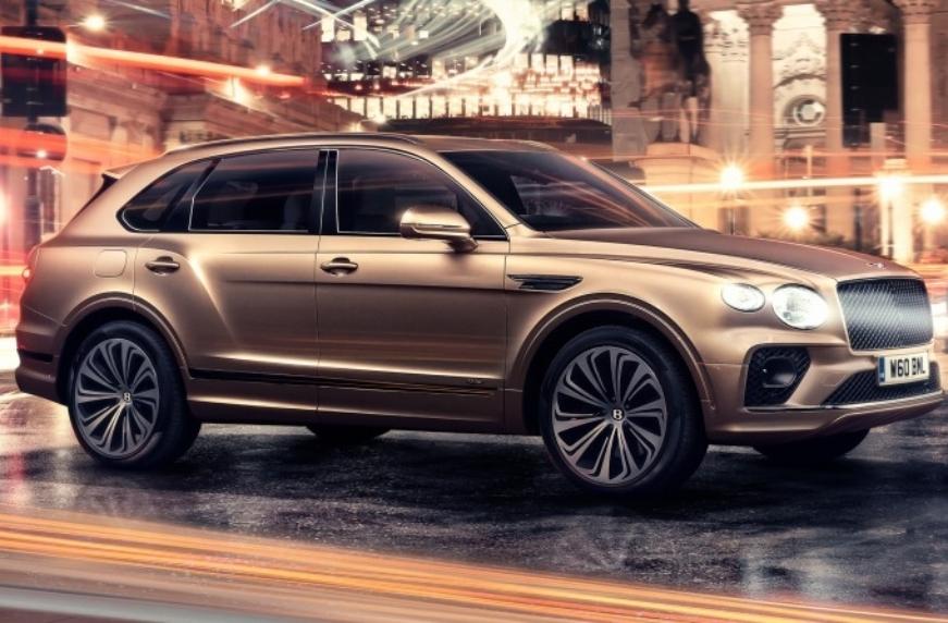 Bentley представила обновленный кроссовер Bentayga  1