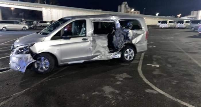Уволенный работник завода Mercedes-Benz разбил 69 машин и нанес ущерб на миллионы евро 1