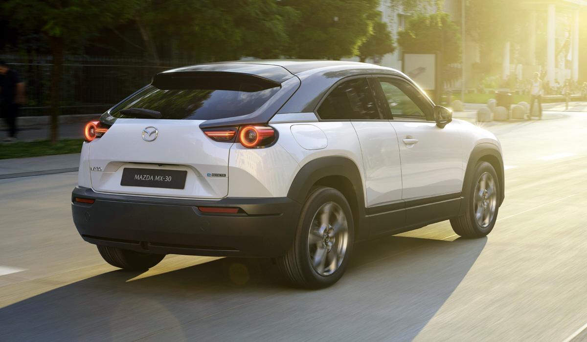 Mazda возвращается к роторно-поршневым двигателям 2