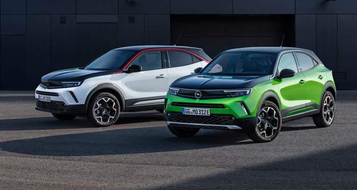 Европейцы раскупили электрические кроссоверы Opel Mokka-e на год вперед 3
