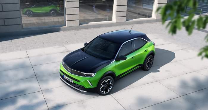 Европейцы раскупили электрические кроссоверы Opel Mokka-e на год вперед 1