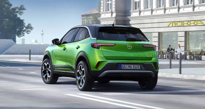 Европейцы раскупили электрические кроссоверы Opel Mokka-e на год вперед 2