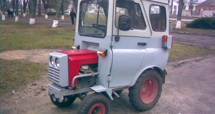 Умельцы в Украине создали уникальный автомобиль (фото) 1